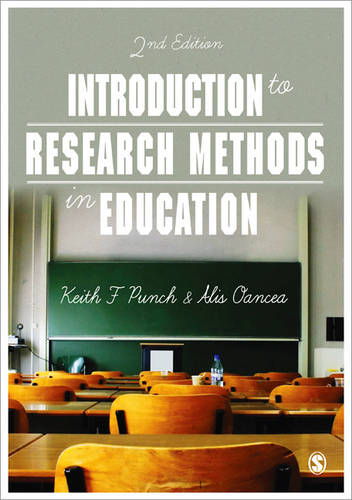 Introduction to Research Methods in Education (Paperback)