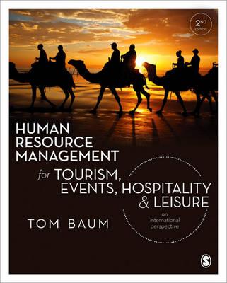 Human Resource Management for Tourism Ev (Paperback)