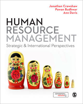 Human Resource Management: Strategic and International Perspectives (Paperback)