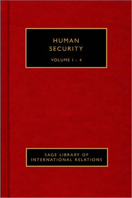 Human Security - Sage Library of International Relations (Hardback)