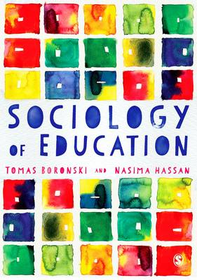 Sociology of Education (Hardback)