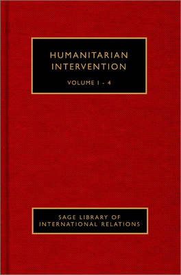 Humanitarian Intervention - Sage Library of International Relations (Hardback)