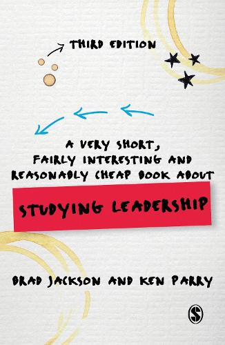 A Very Short, Fairly Interesting and Reasonably Cheap Book about Studying Leadership - Very Short, Fairly Interesting & Cheap Books (Paperback)
