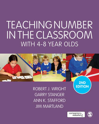 Teaching Number in the Classroom with 4-8 Year Olds - Math Recovery (Hardback)