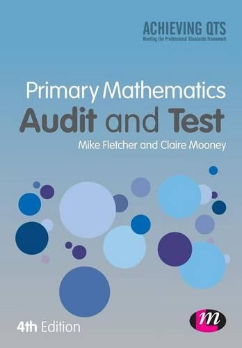 Primary Mathematics Audit and Test - Achieving QTS Series (Paperback)