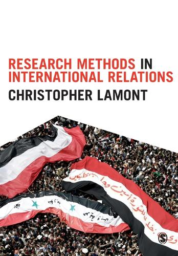 Research Methods in International Relations (Paperback)