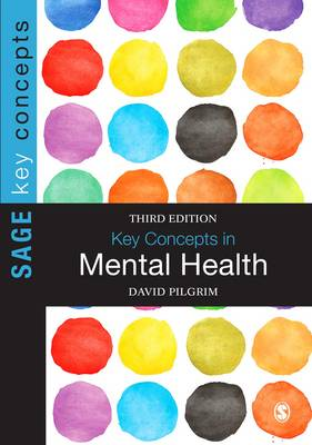 Key Concepts in Mental Health - Sage Key Concepts Series (Paperback)