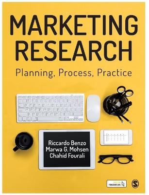 Marketing Research: Planning, Process, Practice (Paperback)