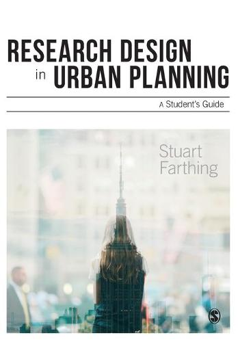 Research Design in Urban Planning: A Student's Guide (Paperback)