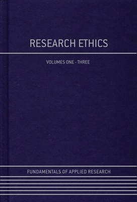 Research Ethics: Context and Practice - Fundamentals of Applied Research (Hardback)