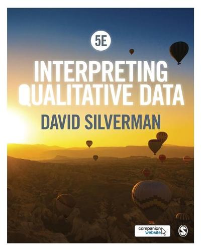 Interpreting Qualitative Data (Paperback)