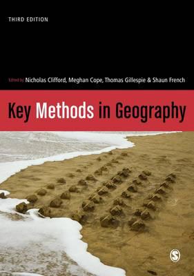 Key Methods in Geography (Paperback)