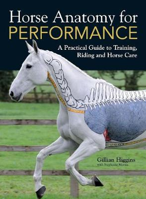 Horse Anatomy for Performance: A Practical Guide to Training, Riding and Horse Care (Hardback)