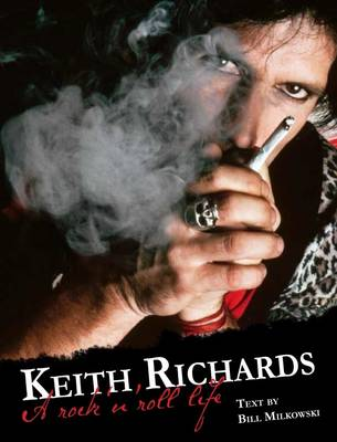 Keith Richards: A Rock 'n' Roll Life (Paperback)
