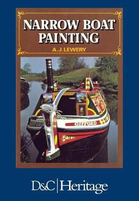 Narrow Boat Painting (Paperback)