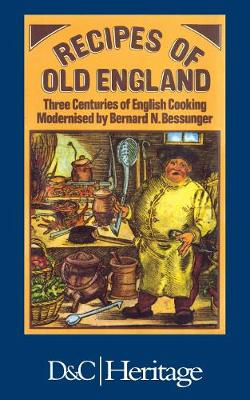 Recipes of Old England (Paperback)