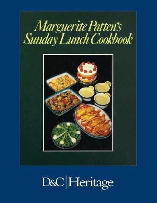 Marguerite Patten's Sunday Lunch Cookbook (Paperback)