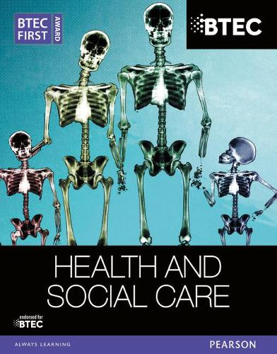 BTEC First Award Health and Social Care Student Book - BTEC First Health & Social Care (Paperback)