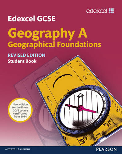 Edexcel GCSE Geography Specification A Student Book new 2012 edition (Paperback)