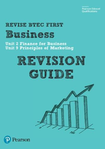 BTEC First in Business Revision Guide - BTEC First Business (Paperback)