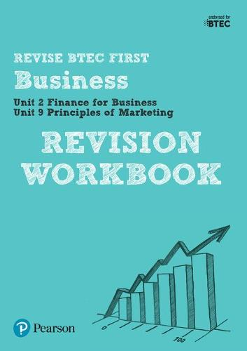 BTEC First in Business Revision Workbook - BTEC First Business (Paperback)