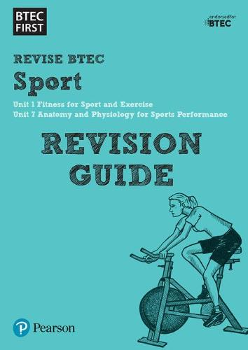 BTEC First in Sport Revision Guide - BTEC First Sport (Paperback)