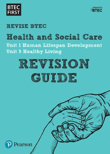 BTEC First in Health and Social Care Revision Guide - BTEC First Health & Social Care (Paperback)