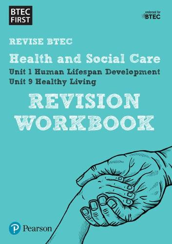 BTEC First in Health and Social Care Revision Workbook - BTEC First Health & Social Care (Paperback)