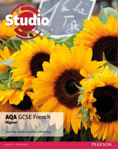 Studio AQA GCSE French Higher Student Book - Studio AQA GCSE French (Paperback)