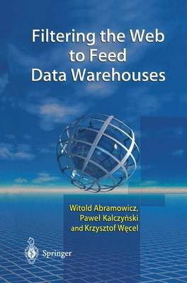 Filtering the Web to Feed Data Warehouses (Paperback)