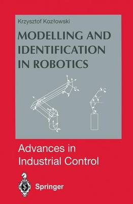 Modelling and Identification in Robotics - Advances in Industrial Control (Paperback)