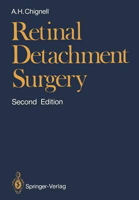 Retinal Detachment Surgery (Paperback)