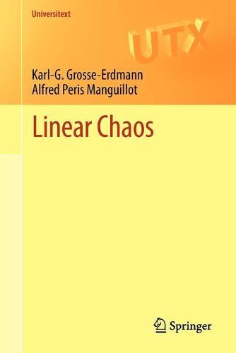 Linear Chaos - Universitext (Paperback)