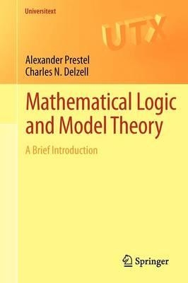 Mathematical Logic and Model Theory - Universitext (Paperback)