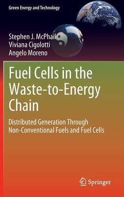 Fuel Cells in the Waste-to-Energy Chain: Distributed Generation Through Non-Conventional Fuels and Fuel Cells - Green Energy and Technology (Hardback)