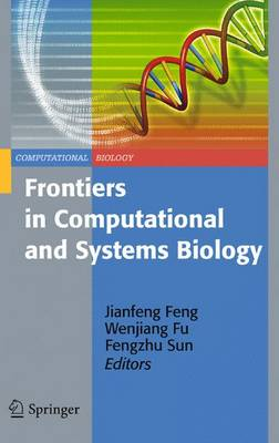 Frontiers in Computational and Systems Biology - Computational Biology 15 (Paperback)