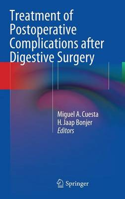 Treatment of Postoperative Complications After Digestive Surgery (Hardback)