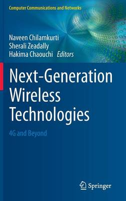 Next-Generation Wireless Technologies: 4G and Beyond - Computer Communications and Networks (Hardback)