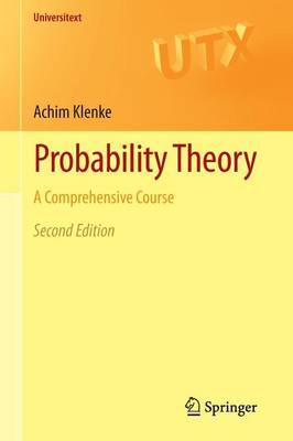 Probability Theory: A Comprehensive Course - Universitext (Paperback)
