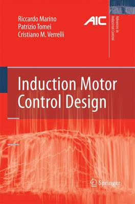 Induction Motor Control Design - Advances in Industrial Control (Paperback)
