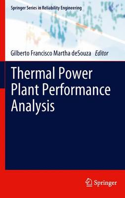 Thermal Power Plant Performance Analysis - Springer Series in Reliability Engineering (Paperback)