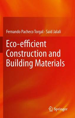 Eco-efficient Construction and Building Materials (Paperback)