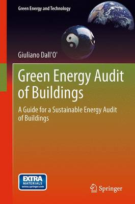 Green Energy Audit of Buildings: A guide for a sustainable energy audit of buildings - Green Energy and Technology (Paperback)