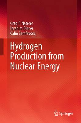 Hydrogen Production from Nuclear Energy (Paperback)