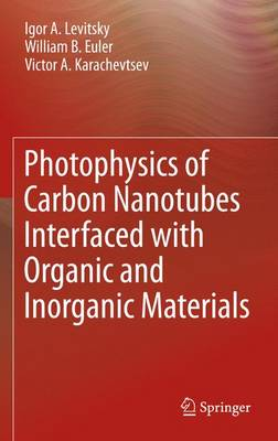 Photophysics of Carbon Nanotubes Interfaced with Organic and Inorganic Materials (Paperback)