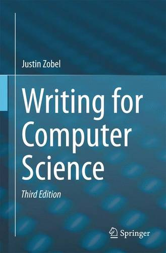 Writing for Computer Science (Paperback)