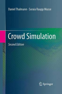 Crowd Simulation (Paperback)