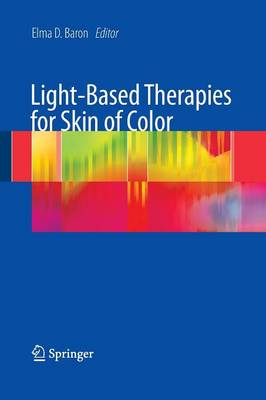Light-Based Therapies for Skin of Color (Paperback)