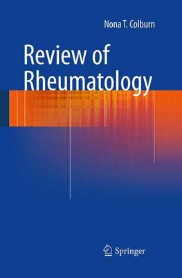 Review of Rheumatology (Paperback)