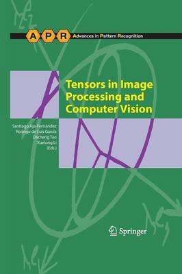Tensors in Image Processing and Computer Vision - Advances in Computer Vision and Pattern Recognition (Paperback)